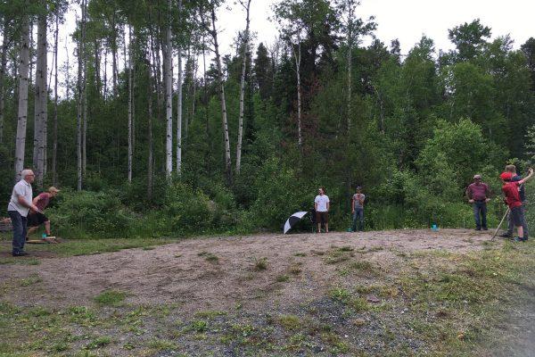 Domaine baie des pins location chalet activites 16
